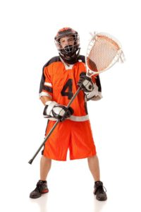 11562452 - lacrosse player
